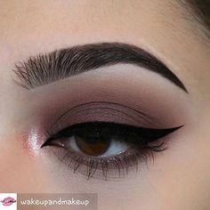 @wakeupandmakeup -  @chelseasmakeup obsessed!  #makeup #eyelook #eyeliner #eyeshadow #eyebrows #makeupgirls #makeupartist #makeupaddict #makeuptutorial #makeupforever