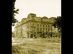Then: Victoria Theatre Dayton Ohio (was also known as the Victory)