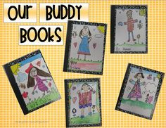Kindergarten Crayons: Search results for Buddy books
