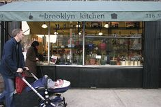 The Brooklyn Kitchen - amazing store with fresh food, grains, and meat.