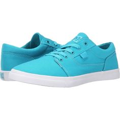 DC Tonik W TX Women's Skate Shoes, Blue ($39) ❤ liked on Polyvore featuring women's fashion, shoes, blue, print shoes, dc shoes, patterned shoes, traction shoes and breathable shoes