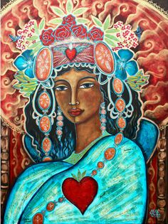 Queen Of Her Own Heart by Shiloh Sophia