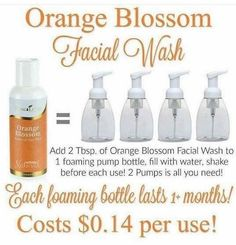 This gentle, soap-free facial wash cleanses the skin without stripping natural oils. It contains MSM for softening and Lavender essential oil to soothe . Essential Oils For Face, Essential Oils For Skin, Essential Oil Uses, Young Living Essential Oils, Oil Face Wash, Facial Wash, Young Living Oils, Young Living Products, Young Living Hair