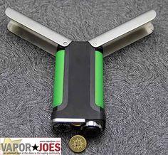 Vapor Joes - Daily Vaping Deals: UNIQUE: ADAMANTIUM X STYLED MECHANICAL BOX MOD - $30.40