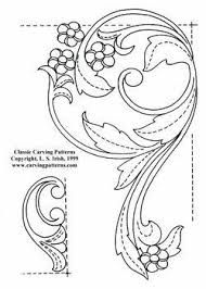 Carving * Scrolling * Drawing * Painting * Pyrography * and more Featuring patterns, books, and eprojects by Lora S. Irish and Fox Chapel Publishing Carving Designs, Stencil Designs, Designs To Draw, Embroidery Patterns, Hand Embroidery, Quilt Patterns, Stencils, Leather Carving, Leather Pattern