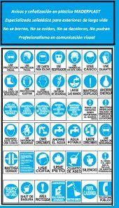 Resultado de imagen para Símbolos y letras del equipo de protección personal