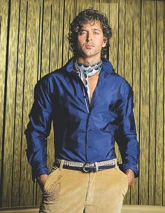 Big Hrithik, ([ˈrɪt̪ɪk ˈroːʃən]; born 1/10/1974)[ is an Indian film actor. Having appeared as a child actor in several films throughout the 1980s, Roshan made his film debut in a leading role in Kaho Naa. He has earned  Filmfare Awards for Best Actor and Best Male Debut. numerous Best Actor awards, 4 Filmfare Awards for Best Actor, and a Golden Minbar International Film Festival award . These accomplishments have established him as one of the leading contemporary actors of Hindi cinema.