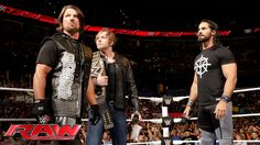 Seth Rollins and Dean Ambrose address the Roman Reigns controversy: Raw,...