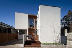 Coupled House / Naoi Architecture & Design Office #japanese #house #japan