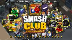 Smash Club Streets of Shmeenis Trailer Video March 2 2017   iOS Iphone t...