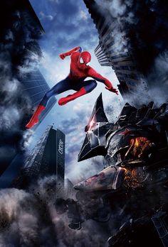 The amazing spider man 2 rhino ❤ hd desktop wallpaper for Marvel Comics, Marvel Art, Marvel Heroes, Marvel Characters, The Amazing Spiderman 2, Spiderman Movie, Spiderman Marvel, Marvel Avengers, Siper Man