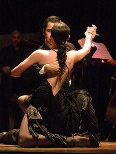 Tango in Argentina!