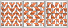 Paper weaving need not be boring: up-down-up-down. Rather, paper weaving patterns can be surprizingly complex. Paper Weaving, Weaving Textiles, Weaving Art, Tapestry Weaving, Loom Weaving, Hand Weaving, Weaving Designs, Weaving Projects, Weaving Patterns
