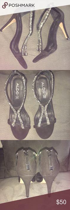 Aldo Heels GENTLY used great condition Shoes Heels