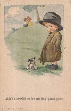 Charles Twelvetrees: Postcard.