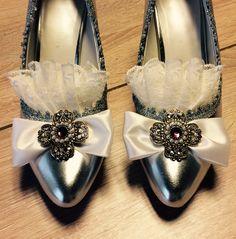 #rococo #shoes #marieantoinette #xviii