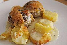 Frikadellen - Kartoffel - Auflauf (Rezept mit Bild)   Chefkoch.de