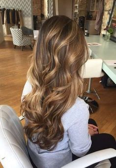 20 Hairstyles for Long Brown Hair Brown Hair Highlights 593630794612901437 Honey Balayage, Brown Hair Balayage, Brown Ombre Hair, Long Brown Hair, Brown Hair With Highlights, Light Brown Hair, Blonde Balayage, Caramel Balayage, Blonde Ombre