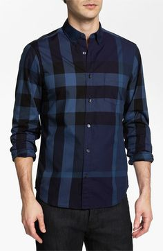 Burberry Brit 'Fred' Sport Shirt available at Nordstrom