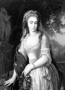 Not content with her boring hushand Wilhelmine Luise of Baden (1788-1836) began an affair with her master of the horses who fathered her younger children.