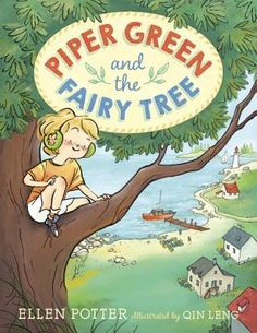 This is a great new series for readers of early chapter books like Judy Moody, Junie B. Jones, and Ivy and Bean. The illustrations are appealing, the length is just right, and Piper is well-meaning but often misguided, a trait that seems to be appealing to the younger set! Review from Ms. YingLing Reads.