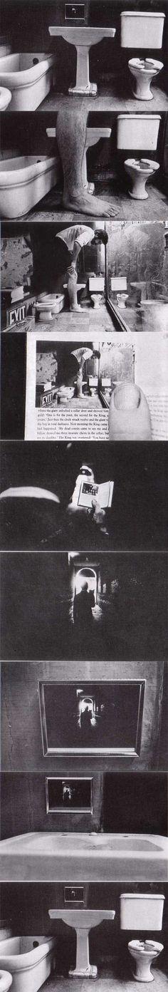 듀안 마이클 (Duane Michals, 미국, 1932∼)을 알게 된 것은 르네 마그리뜨(Rene Magritte)에 대한 관...