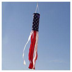 SWIVELED POW MIA WINDSOCKS 5 FT PATRIOTIC FLAG VIETNAM VETERANS 5 Lot of Five