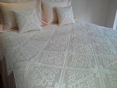 Dantel yatak örtüsü ve şeması http://www.canimanne.com/dantel-yatak-ortusu-ve-semasi-6.html Dantel yatak örtüsü ve şeması (36)