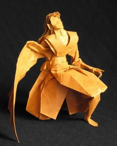 Origami: 15 Most Amazing Paper Sculptures - Oddee.com (paper sculpture, cool origami)