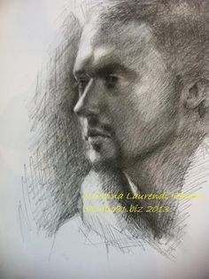 Figures...My Art and My Life: Charcoal Sketches from the Live Model