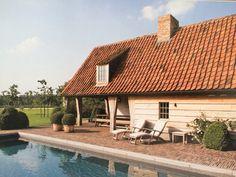 Stephane Boens: mooie poolhouse