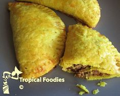 Jamaican beef patties, a piece of sunshine in your plate ...