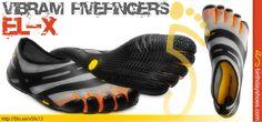 Vibram FiveFingers EL-X