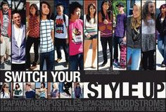 Trends page - yearbook