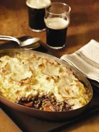 Nothing like Shepard's Pie and a Guinness! #StPattysDay #Recipe