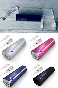 Is your cellphone, tablet, or other electronic device losing its charge while your away from home? See why the +LIFEGUARD MINI 1 Portable Charger might be what you need! - http://www.pageandscreen.net/2015/06/lifeguard-mini-1-portable-charger/