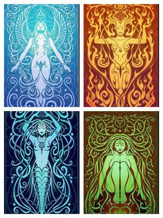The four ELEMENTS - http://www.simplysunsigns.com/