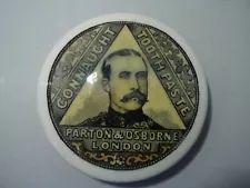 PARTON & OSBORNE LONDON CONNAUGHT TOOTH PASTE POT LID