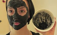 """Mix 1 tbsp AC, 1/2 tbsp bentonite clay, pinch of rose water. Apply on face and rinse when dry. According to Best Health:  """"This is how it works: because toxins stick to the activated charcoal, it makes a good candidate for a deep cleanser and detoxifier. It's all-natural and won't add new chemicals to your skin and hair when you use it."""