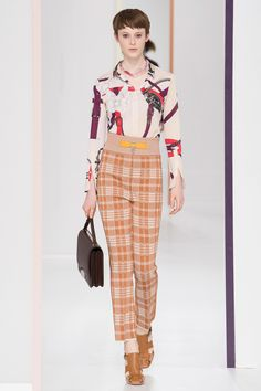 Hermès Spring 2018 Ready-to-Wear Collection Photos - Vogue