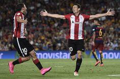 """@Athletic Aritz Aduriz: """"Ganar un título, y encima ante el Barça, es lo más grande"""" #9ine"""