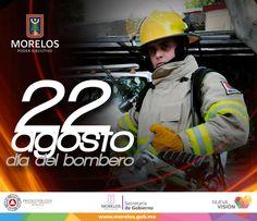 Feliz día a todas las mujeres y los hombres que se dedican a la valiente y noble profesión de bombero. Mi reconocimiento por su loable labor.