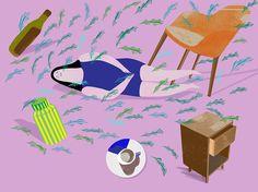 Little breeze - by Charlotte Fu