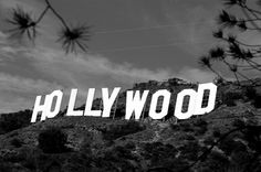 Vintage Classic Hollywood | The Hollywood Sign has an amazing history...but you can't see it up ...