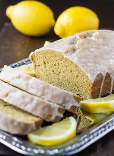 This moist, delicious Lemon Olive Oil Cake is vegan and full of whole, unprocessed ingredients. Feel good about what you feed your friends and family!