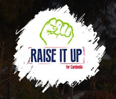 Logo | Raise It Up for Cambodia [2011]