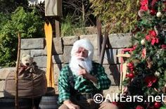 Nowell the Lumberjack Canada Holiday Storytellers Epcot
