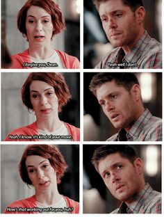 Aww Charlie and Dean