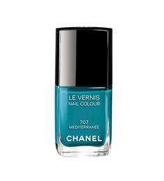 Le vernis à ongles Méditerranée de Chanel