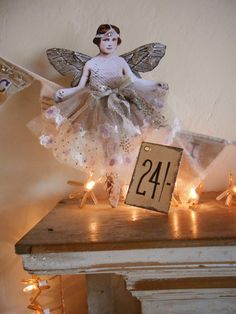 Sea Angels: Magical Winter Fairys......more fluttery Fairy's being listed this Friday evening 31.10.14